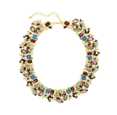 Olivia Welles - Verena Statement Necklace