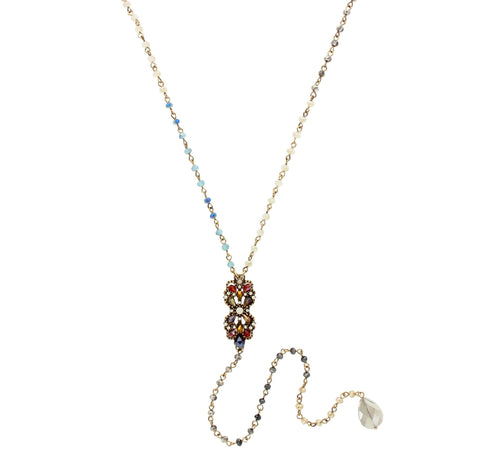 Olivia Welles - Lynette Bead Necklace