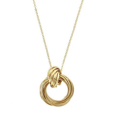 Olivia Welles - Cheyenne Overlap Necklace