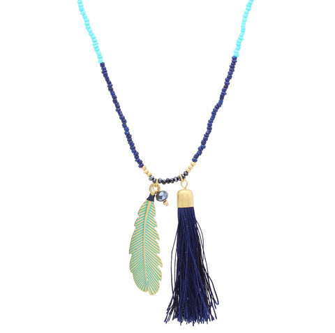 Olivia Welles - Fly Away Necklace