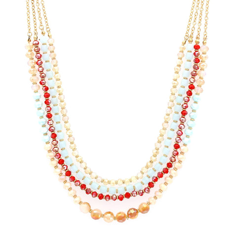 Olivia Welles - Tami Layers Necklace