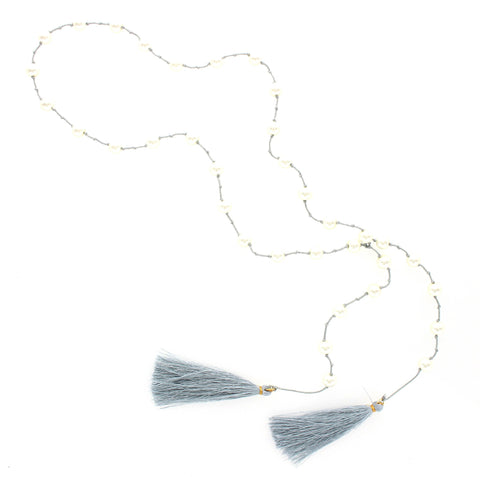 Olivia Welles - Tassel Times Two Necklace