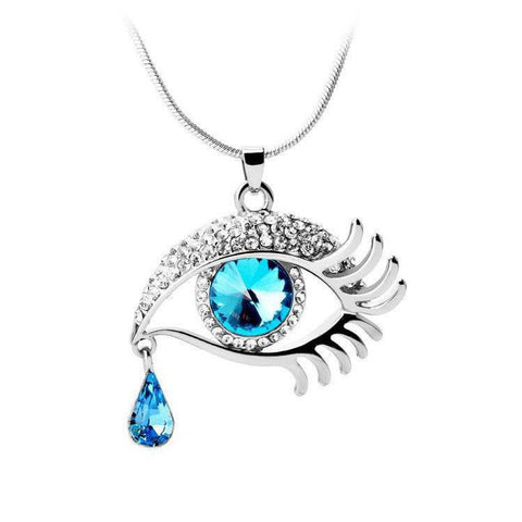 Olivia Welles - Window to the Soul Necklace