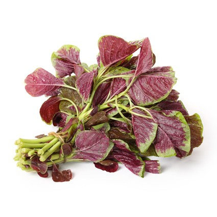 Quanfa Organic Leafy Vegetables Amaranth Red