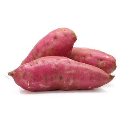 Quanfa Organic Imported Vegetables Purple Sweet Potato