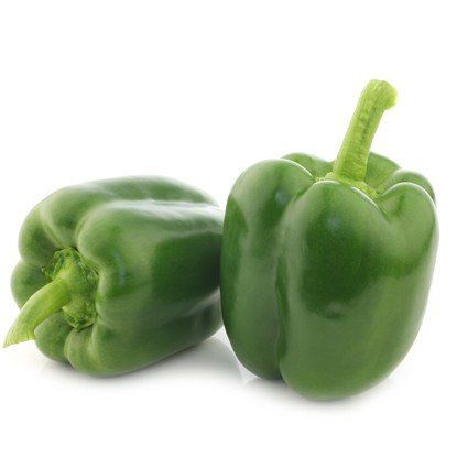 Quanfa Organic Imported Vegetables Capsicum Green