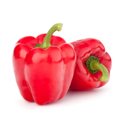 Quanfa Organic Imported Vegetables Capsicum Red