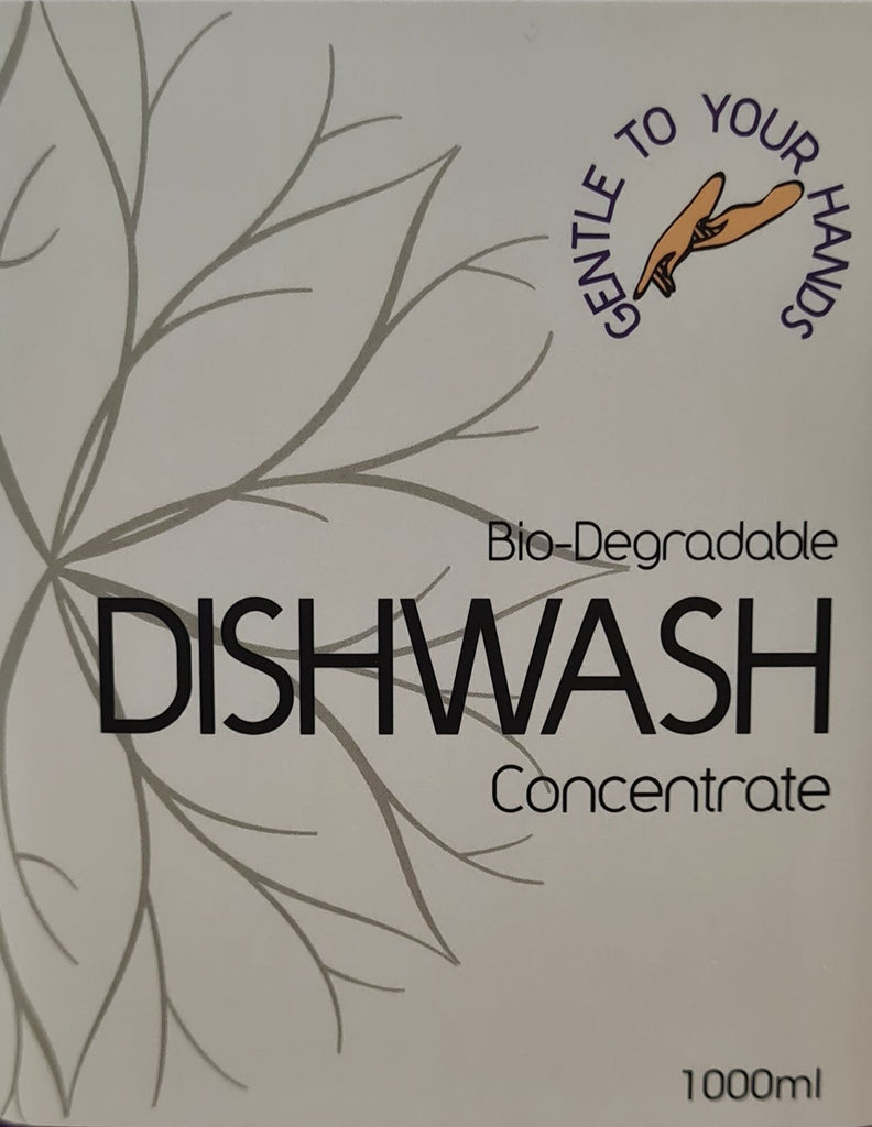 Bio - Degradeable Dish Wash *concentrate*
