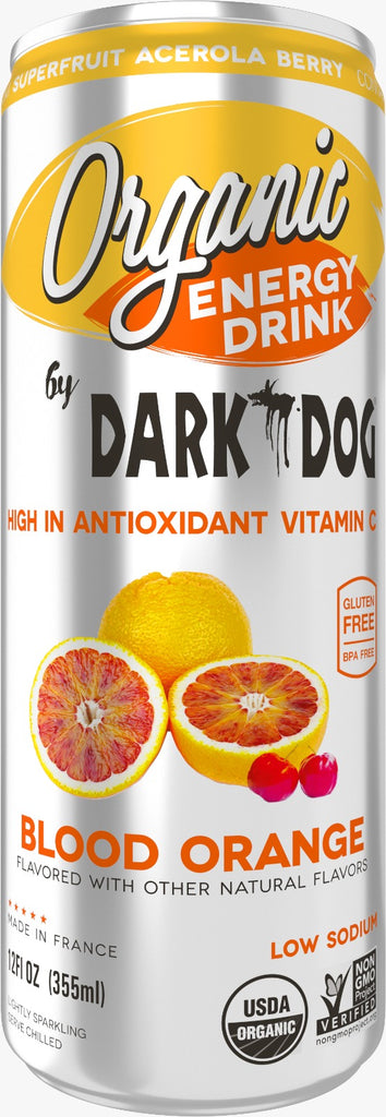 Introduction offer! Dark Dog organic energy drink USP@$4.50
