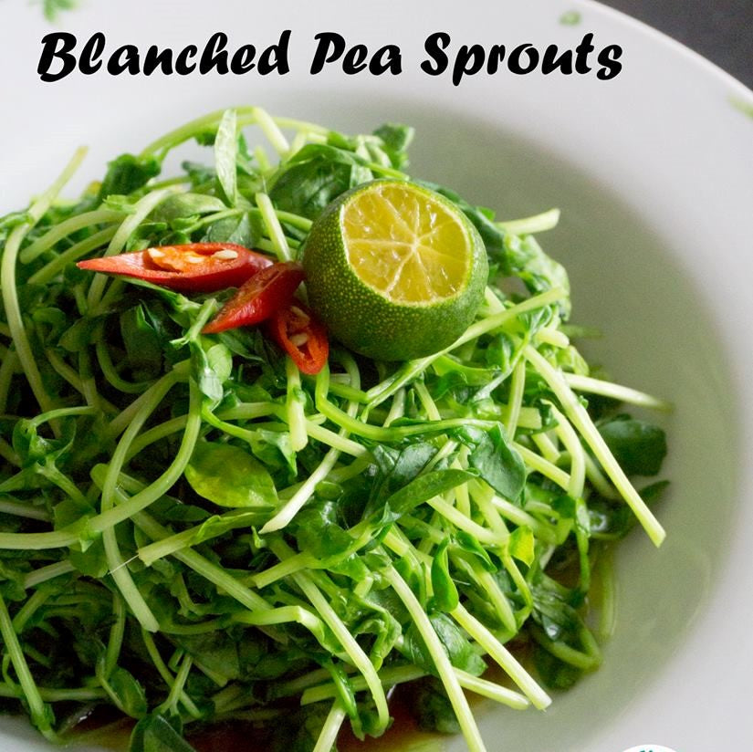 Snow Pea Sprouts (Dou Miao) - 豆苗 200g