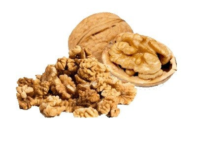 NATURAL RAW WALNUTS (UNSALTED)