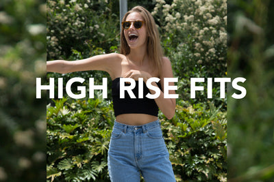 In Focus: High Rise Fits