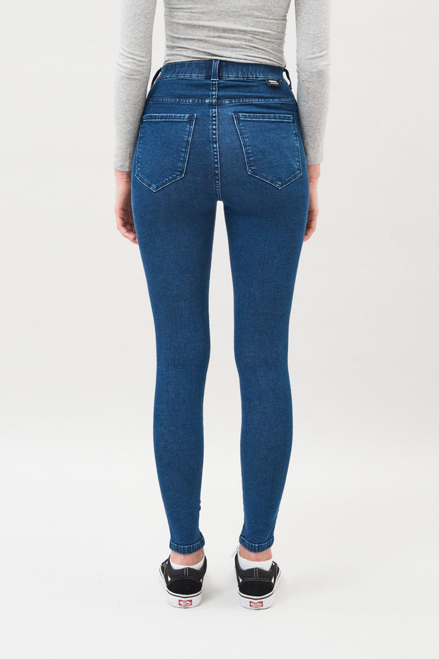Moxy Jeans Pure Dark Blue - Dr Denim Jeans - Australia & NZ