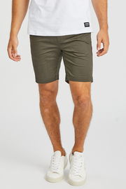 Wood Shorts - Field