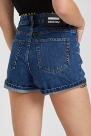 Jenn Shorts Mid Retro - Dr Denim Jeans - Australia & NZ