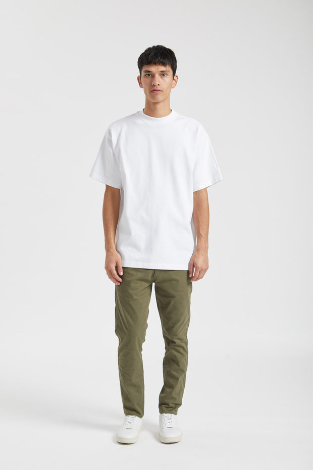 Major Tee White - Dr Denim Jeans - Australia & NZ