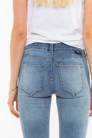 Dixy Jeans Light Stone Destroyed - Dr Denim Jeans - Australia & NZ