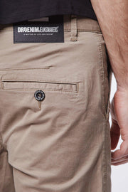 Wood Shorts Camel - Dr Denim Jeans - Australia & NZ