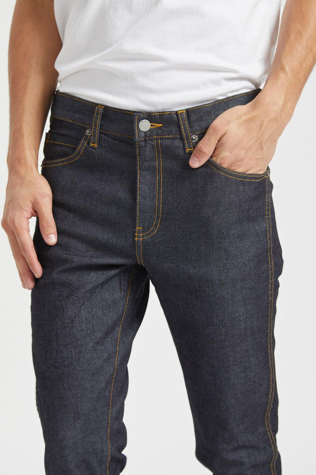 Clark Jeans Rinsed Blue - Dr Denim Jeans - Australia & NZ