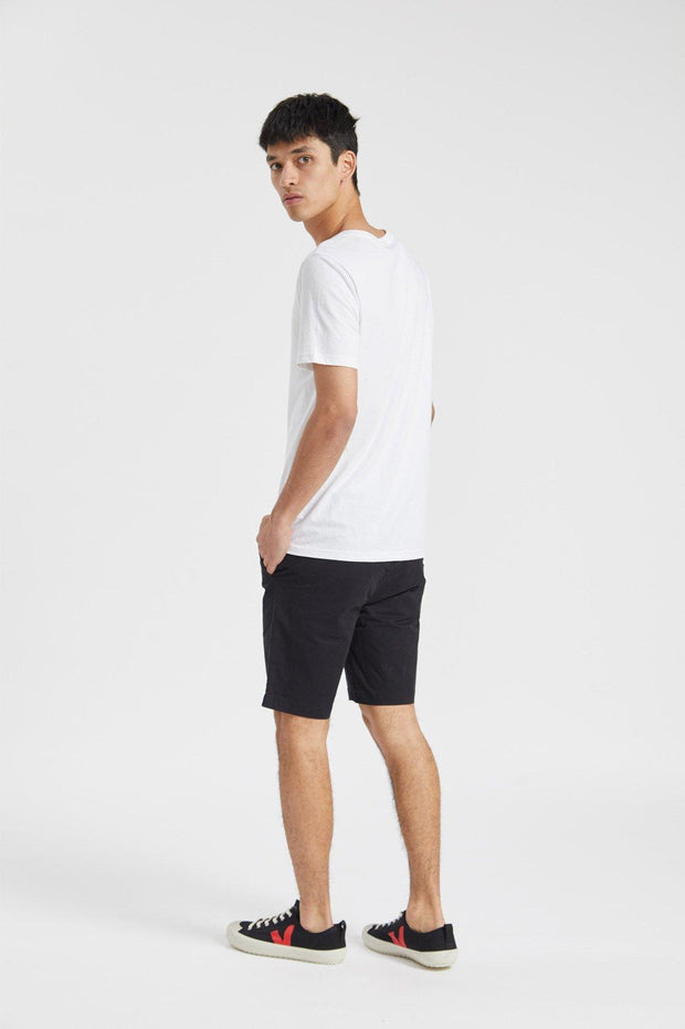 Wood Shorts Black - Dr Denim Jeans - Australia & NZ