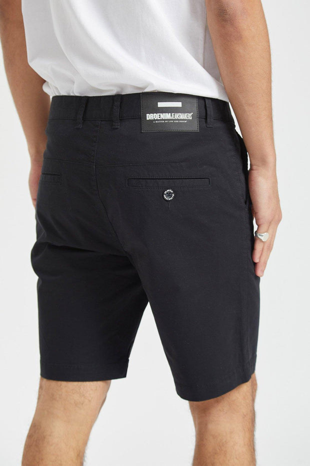 Wood Shorts Black