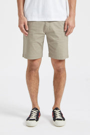 Wood Shorts Khaki - Dr Denim Jeans - Australia & NZ