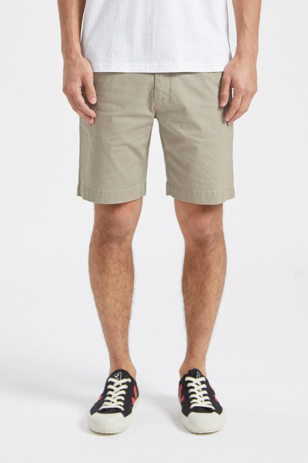 Wood Shorts Khaki