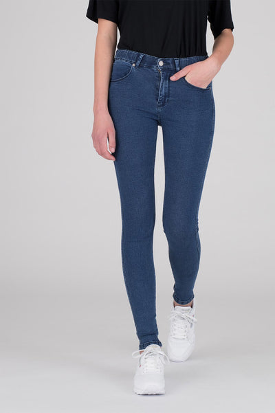 Lexy Jeans Pure Dark Blue - Dr Denim Jeans - Australia & NZ