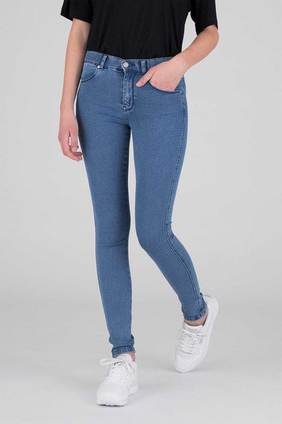 Lexy Jeans Pure Mid Blue