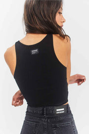 Mya Top Black