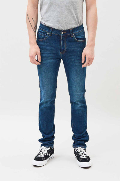 Snap Jeans Shaded Dark Blue - Dr Denim Jeans - Australia & NZ
