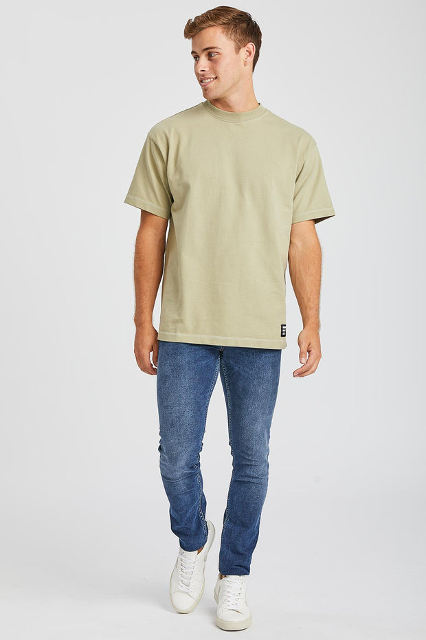 Major Tee Green Agate - Dr Denim Jeans - Australia & NZ