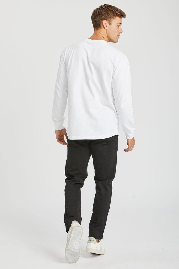 Clark Chino Black - Dr Denim Jeans - Australia & NZ