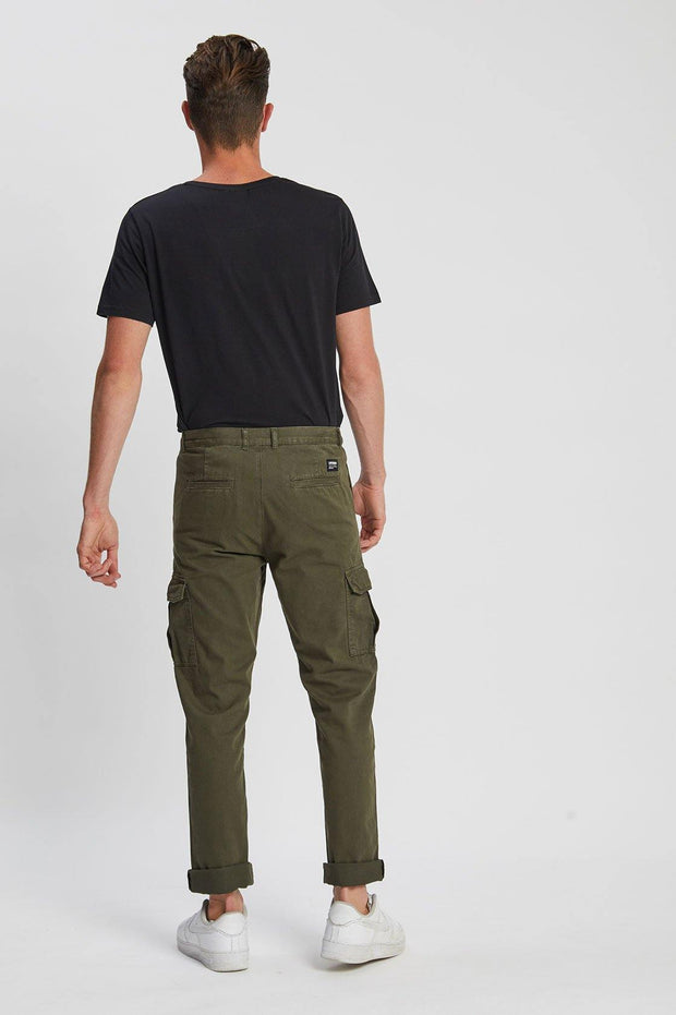 Dash Cargo Pants Dark Emerald