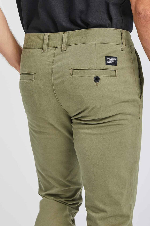 Clark Chino Light Emerald