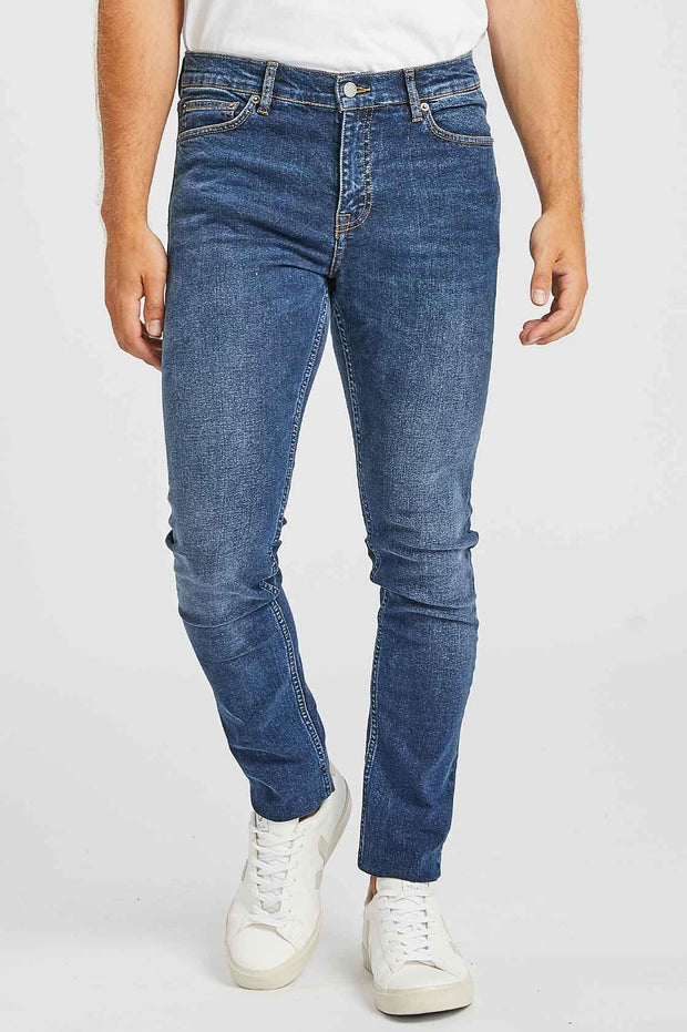Chase Jeans - Dark Grain Blue - Dr Denim Jeans - Australia & NZ