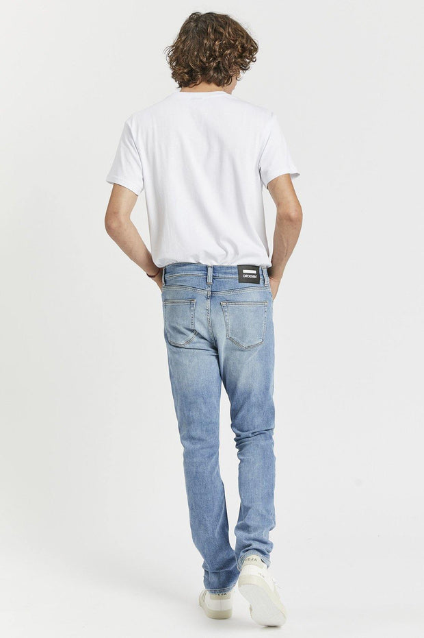 Chase Jeans - Cadet Light Blue - Dr Denim Jeans - Australia & NZ