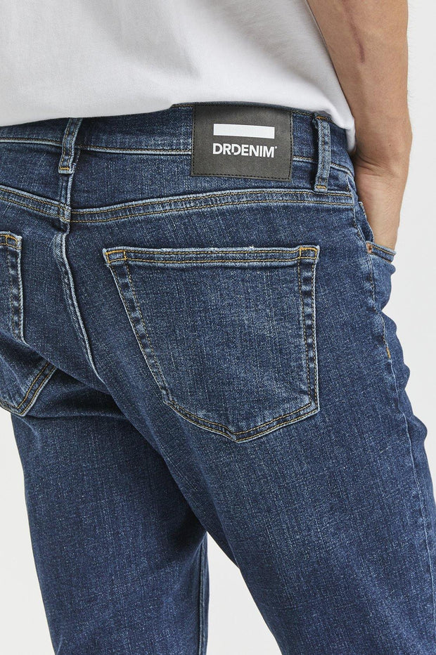 Chase Jeans - Ripple Dark Blue - Dr Denim Jeans - Australia & NZ