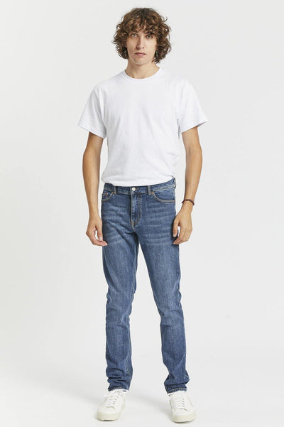 Clark Jeans - Creek Dark Blue - Dr Denim Jeans - Australia & NZ