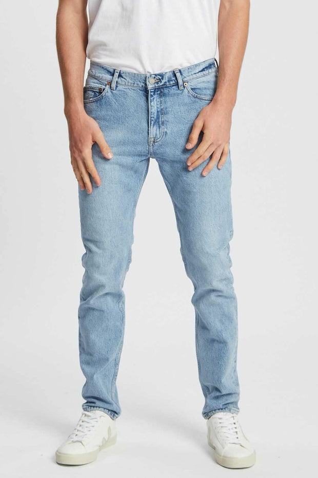 Clark Jeans Hawaiian Blue