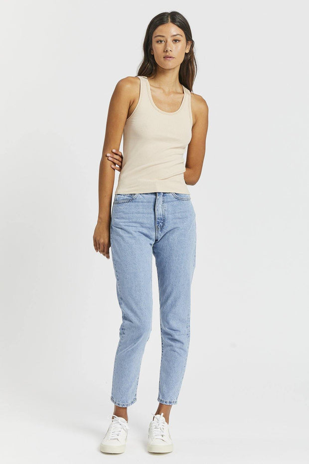 Demi Singlet - Cookie - Dr Denim Jeans - Australia & NZ
