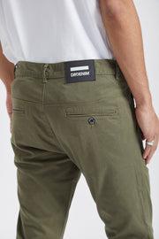 Heywood Chino Utility Green - Dr Denim Jeans - Australia & NZ