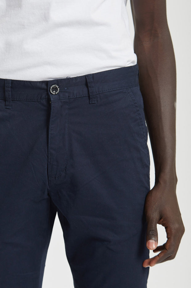 Heywood Chino Deep Blue - Dr Denim Jeans - Australia & NZ