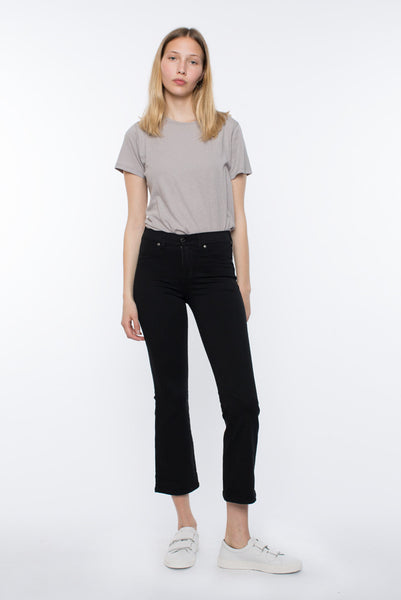 Holly Jeans Black