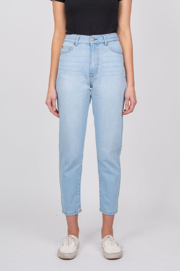 Nora Jeans Light Indigo Wash - Dr Denim Jeans - Australia & NZ