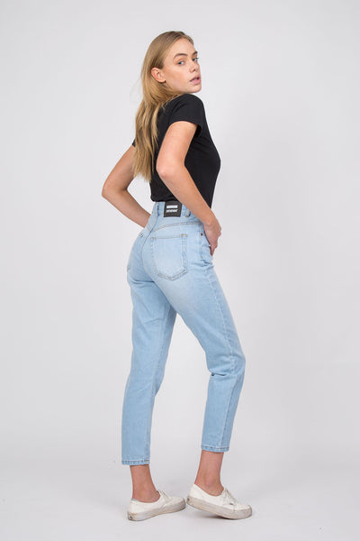 Nora Jeans Light Indigo Wash