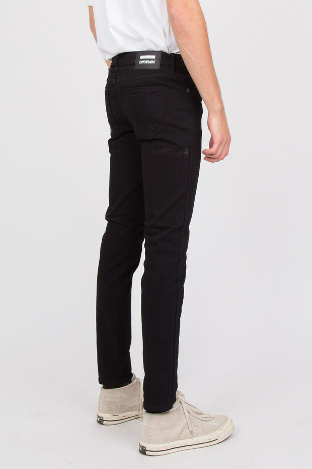 Snap Jeans Black - Dr Denim Jeans - Australia & NZ