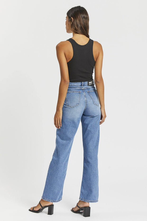 Echo Jeans - Empress Blue - Dr Denim Jeans - Australia & NZ