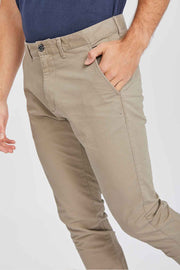 Heywood Chino Khaki - Dr Denim Jeans - Australia & NZ