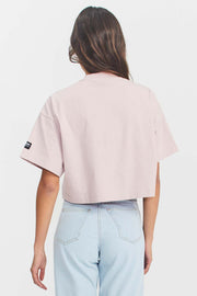 Jana Tee Rose Quartz - Dr Denim Jeans - Australia & NZ